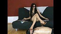 Hilarious Dominatrix Femdom Foot Fetish porn videos