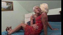 Lesbian grannies having fun thumbnail