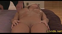 massage after fucked blone Cute