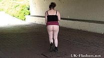 Bbw amateur babe charlies public nudity and masturbation outdoors in parks