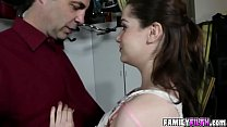 Sweet lovely babe Kasey Warner feels hot and horny