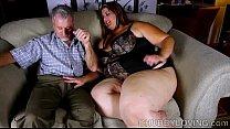fu... hard a enjoys woman beautiful big sexy Super
