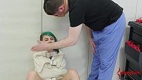 hot emo teen punished exploited and anally fingered by doctor