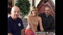 Darryl Hanah is ready to put on a show for her hus porn videos
