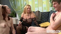 cock share whores german Mature