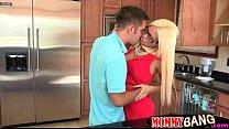 Rikki Six and Nikita Von James FFM 3some