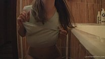 Русское порно видео сестра дрочит брату