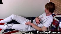 gay video kai alexander is like some kind of ginger fawn who happened