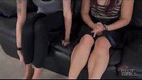 Lesbian Punk Feet Worship porn videos
