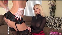 pussy eat maid makes boss blonde Hot