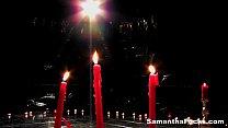 Candle Fun With Samantha Saint