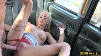 sexy blonde jade wilson gets fucked for free cab ride
