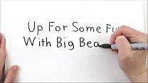 Huge-Boobs Milf in Public