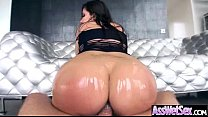 anal sex tape with big wet oiled round ass girl aleksa nicole clip 02