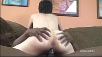 slutty shelly getting pounded with a black cock