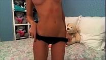 Amatuer webcam anal play