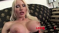 anal milk play and deep ass fuck with super milf jenny simpson