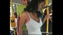 fuck in the bus ( Public sex ) porn videos