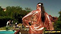 Жена голая при друзьях русское любительское видео