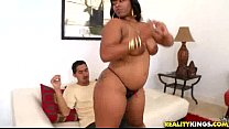 Dana is a Hot ebony chick with a tight ass in B...