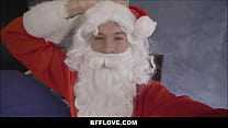 Teen Girls Fucked By Santa