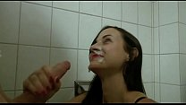toilet public in blowjob and Fuck