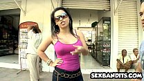 16 Latina milf whore fiucks young dick 12