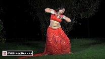 GHAZAL CHAUDHARY BOLLYWOOD MUJRA - PAKISTANI MU... thumb