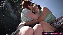 Русские лезбиянки трахают мужика