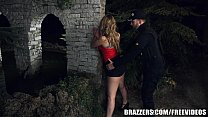 Brazzers - Hanna Montada gets fucked by a cop - download porn videos