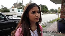 picked up at bus stop teen banged in car with stranger