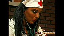 strap-on giant a with patient kinky her fucks nurse busty pasivo