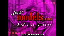Amateur teen Annie porn audition video from Mat...