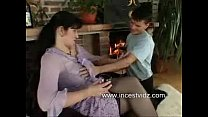 son young seduces mom russian Busty