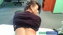 Fake Hospital Sexual treatment turns gorgeous b...