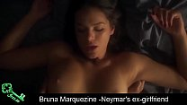 ex-girlfriend -neymar's marquezine Bruna