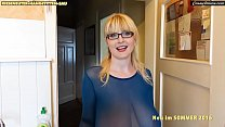 Busty german MILF Casey Deluxe - My hot Summer porn videos