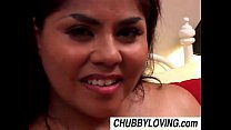 Naughty Nikki is a cute chubby latina MILF who ...