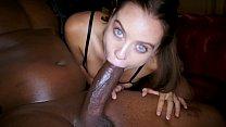 BLACKEDRAW Smoking Swinger wife tries black cock