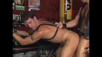 Vintage leather studs cock sucking and ass fucking - download porn videos