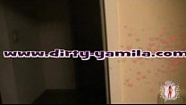 Dirty Yamila home made amateur video fingering ...