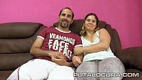 Carlos y Adara: Creampie