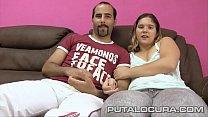 Carlos y Adara: Creampie porn videos