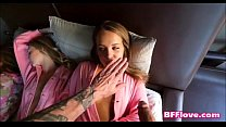 Fucking My Sisters Teen Best Friend At Her Slumber Party - BFFlove.com