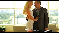 puremature   aaliyah love grinds her mans dick on her couch