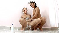 Hotties Nevena and Lucile from Sapphic Erotica ...