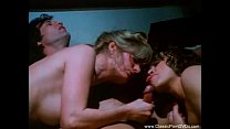 Wild Anal Threesome With Vintage Pornstars