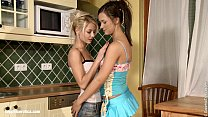 Kitchen Seduction - by Sapphic Erotica lesbian ...