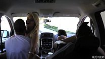 Two hot chicks and their boyfriends love to hav...