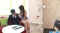 Amazing porn show with sleazy Rosa Kawashima porn videos